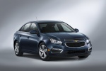 Picture of 2015 Chevrolet Cruze Diesel in Blue Ray Metallic