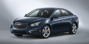 2015 Chevrolet Cruze Reviews / Specs / Pictures / Prices