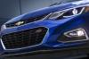 2017 Chevrolet Cruze Premier Sedan Front Fascia Picture