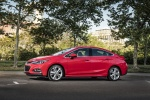 Picture of 2017 Chevrolet Cruze Premier RS Sedan in Red Hot