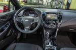 Picture of 2017 Chevrolet Cruze Premier RS Sedan Cockpit