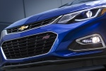 Picture of 2017 Chevrolet Cruze Premier Sedan Front Fascia