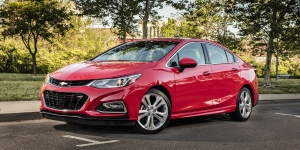 2017 Chevrolet Cruze Reviews / Specs / Pictures / Prices