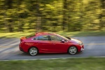 2018 Chevrolet Cruze Premier RS Sedan in Red Hot - Driving Right Side View