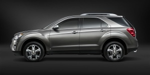 2010 Chevrolet Equinox Reviews / Specs / Pictures / Prices