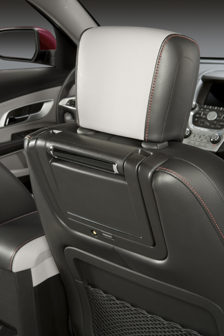 2011 Chevrolet Equinox Ltz Interior Picture Pic Image