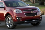 Picture of 2011 Chevrolet Equinox LTZ Headlights