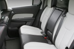 Picture of 2011 Chevrolet Equinox LTZ Rear Seats