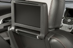 Picture of 2011 Chevrolet Equinox LTZ Headrest