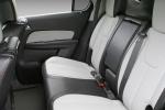 Picture of 2012 Chevrolet Equinox LTZ Rear Seats