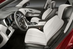 Picture of a 2014 Chevrolet Equinox LTZ's Front Seats
