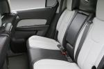 Picture of a 2014 Chevrolet Equinox LTZ's Rear Seats
