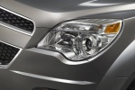 Picture of a 2014 Chevrolet Equinox's Headlight