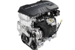 Picture of a 2014 Chevrolet Equinox's 2.4-liter 4-cylinder Engine
