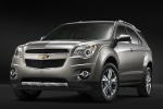 2015 Chevrolet Equinox in Silver Ice Metallic - Static Front Left View