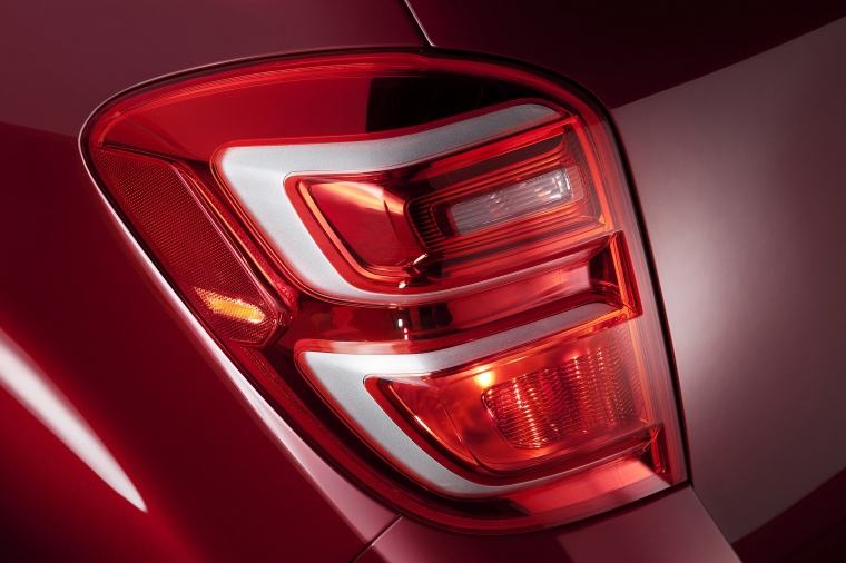 2017 Chevrolet Equinox Tail Light Picture