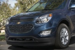 Picture of a 2017 Chevrolet Equinox LT's Front Fascia