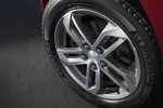 Picture of a 2017 Chevrolet Equinox's Rim
