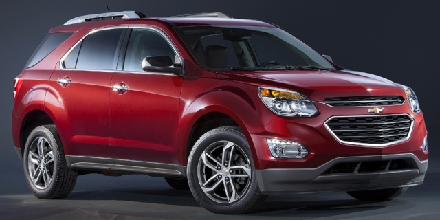 2017 Chevrolet Equinox Pictures
