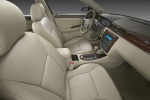 Picture of 2010 Chevrolet Impala Front Seats in Neutral