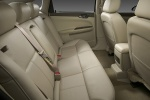 2010 Chevrolet Impala Rear Seats in Neutral