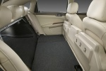 Picture of 2010 Chevrolet Impala Rear Seats Folded in Neutral