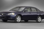 2010 Chevrolet Impala LTZ in Imperial Blue Metallic - Static Left Side View