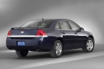 2010 Chevrolet Impala LTZ in Imperial Blue Metallic - Static Rear Right View