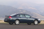 2010 Chevrolet Impala LTZ in Imperial Blue Metallic - Static Right Side View
