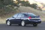 2010 Chevrolet Impala LTZ in Imperial Blue Metallic - Static Rear Left View