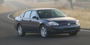 2010 Chevrolet Impala Reviews / Specs / Pictures / Prices