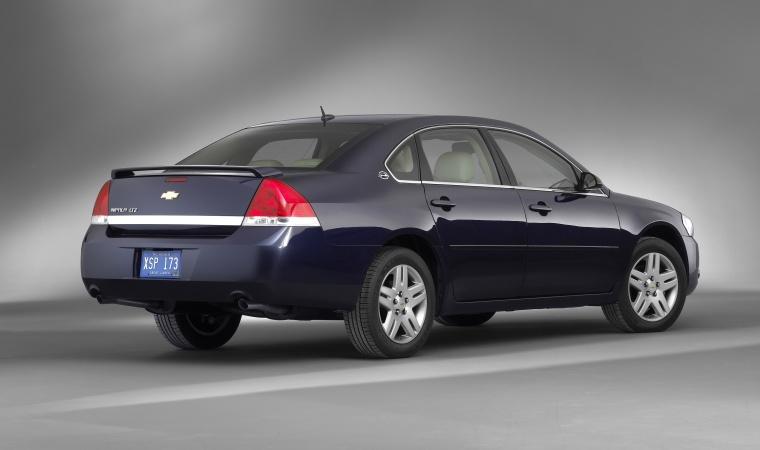 2011 Chevrolet Impala LTZ Picture