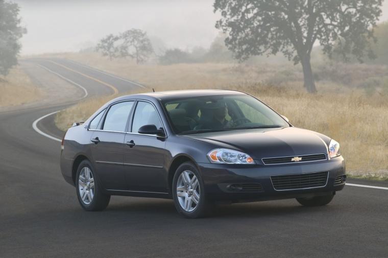 2012 Chevrolet Impala LTZ Picture