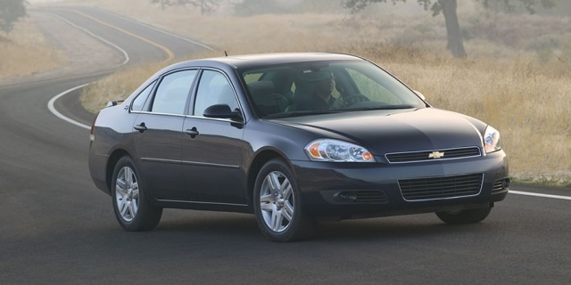 2012 Chevrolet Impala Pictures