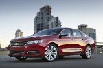 2014 Chevrolet Impala LTZ in Crystal Red Tintcoat - Static Front Left Three-quarter View