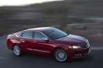 2014 Chevrolet Impala LTZ in Crystal Red Tintcoat - Static Front Right Three-quarter View