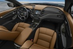 Picture of 2017 Chevrolet Impala Interior in Mojave / Jet Black
