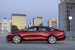 2017 Chevrolet Impala Premier in Siren Red Tintcoat - Static Side View