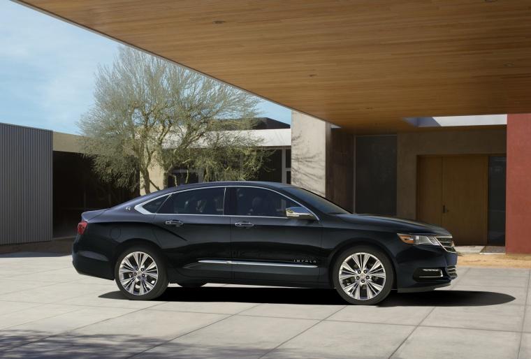 2018 Chevrolet Impala Picture