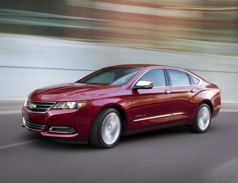 2018 Chevrolet Impala Premier Picture