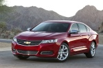 2018 Chevrolet Impala Premier in Cajun Red Tintcoat - Static Front Left View