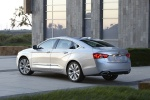 2018 Chevrolet Impala Premier in Silver Ice Metallic - Static Rear Left Three-quarter View