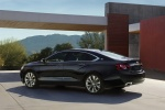 2018 Chevrolet Impala in Black - Static Rear Left Three-quarter View