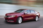 2018 Chevrolet Impala Premier in Cajun Red Tintcoat - Driving Front Left Three-quarter View