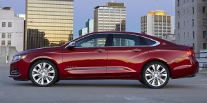 2018 Chevrolet Impala Reviews / Specs / Pictures / Prices