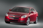2010 Chevrolet Malibu LT in Red Jewel Tintcoat - Static Front Left Top View