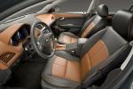 Picture of 2010 Chevrolet Malibu LTZ Front Seats in Cocoa / Cashmere