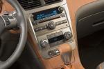 Picture of 2010 Chevrolet Malibu LTZ Center Console in Cocoa / Cashmere