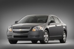 2011 Chevrolet Malibu LS in Taupe Gray Metallic - Static Front Left Three-quarter View