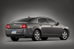 2011 Chevrolet Malibu LS in Taupe Gray Metallic - Static Rear Right Three-quarter View